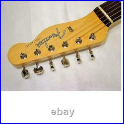 Fender Made in Japan Traditional 60s Telecaster RW Vintage White