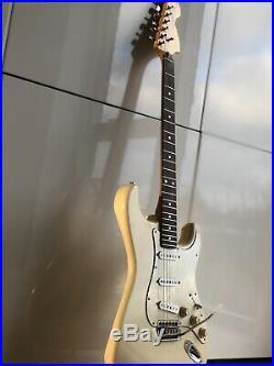 Fender Stratocaster John Norum's Original from Europe (The Final Countdown) 1986