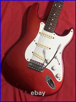 Fernandes FST-50 Japan Vintage 1980's Electric Guitar