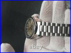 Full Original Vintage Seiko Chronograph 6139-6012 from May 1977 Serviced Gold