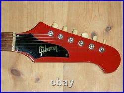 GIBSON FIREBIRD NON-REVERSE With ARM / 1968 USA Cardinal RED withC ship from JAPAN