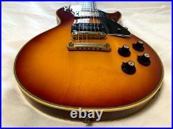 GRECO Les Paul Custom Vintage Guitar Sunburst Made in Japan