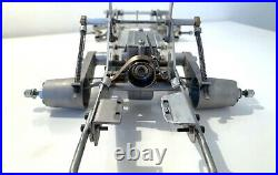 Graupner Kyosho Fairlady / Rowdy Baja 18 Chassis