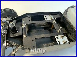Graupner Kyosho Mercedes 450 SLC / Wildcat Vintage Verbrenner Circuit 10