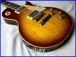 Greco EG700 LP Standard Type'77 Vintage Electric Guitar Made in Japan Fujigen