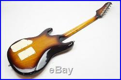 Greco GO II 700 MOD NT EARLY TYPE Through Neck Natural 1979 Made in Japan