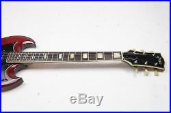 Greco SG-300 Cherry Red 70's Vintage SG Guitar MATSUMOKU MIJ