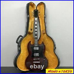 Greco SG Type Electric Guitar'76 Japan Vintage with Hard Case