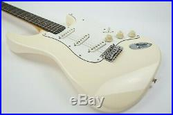 Greco Super Sounds SE-450 Stratocaster White 1978 MATSUMOKU