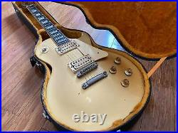 Greco Vintage 1978 Japanese Greco Les Paul Standard Goldtop Eg700
