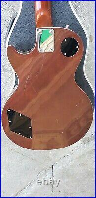 Greco Vintage Les Paul Custom Guitar Made In Japan