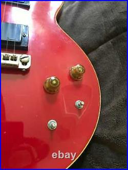 Ibanez Artist AR-120 AR120 1986 Red vintage guitar Made in Japan
