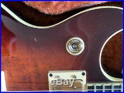 Ibanez Artist Vintage Electric Guitar 1980's Japan, Gold Parts, Great Condition