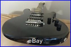 Ibanez Roadstar II Series RS240 Black 6 String Electric Guitar. MIJ. WithIbanez case