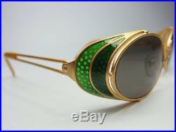 ImeMyself Jean Paul Gaultier 56-7109 frames spectacles Rx vintage sunglasses