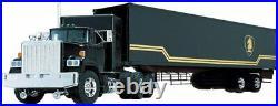 Japan Aoshima Knight Rider Knight Trailer Truck 1/28 Big Model Kit Box