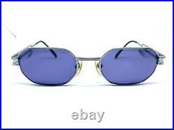 Jean Paul Gaultier 58-5173 Vintage Sunglasses JPG Silver JPG Japan 20511