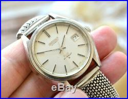 King Seiko HI BEAT KS Rare Vintage Automatic wrist watch 25J Made in Japan 37mm