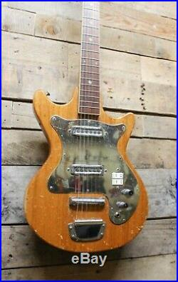 Kingston Kawai Vintage MIJ S-80 Japan Electric Guitar