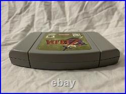 Legend of Zelda Ocarina of Time (Nintendo 64 N64, 1998) CIB with Factory Seal