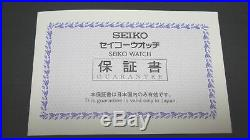 MIB SEIKO spirit GIUGIARO sced039 Wristwatch Chronograph Aliens 7T12-0BN0 Ripley