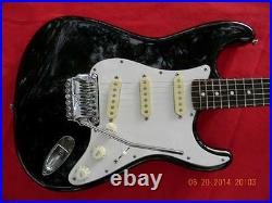 MIJ Fender Squier E Series System One Strat, WithKiller Looks, Tone