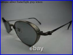 Matsuda 10628 rare vintage side shield frames prescription eyeglasses sunglasses
