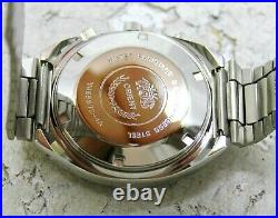 NEW! Watch Orient College Perpetual Multi Year Calendar Automatic Vintage