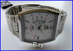 New Old Stock Orient Automatic Double Calendar Watch! Ffpab002w