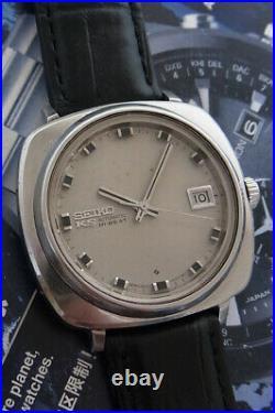 Nice & Rare Vintage King Seiko Hi-beat 5625-7010 Automatic 25 Jewels Watch
