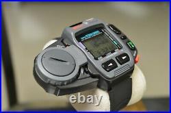 Nos Casio Jg-200 Super Cyber Cross Watch Ir Beam Game Vintage CMD Dbc Prt Ts Bm