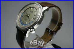 OH, Vintage 1964 JAPAN SEIKO WORLD TIME MATIC 6217-7000 17Jewels Automatic