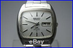 OH, Vintage 1971 JAPAN SEIKO LORD MATIC SPECIAL WEEKDATER 5206-5020 25J Automat