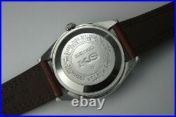 OH, Vintage 1972 JAPAN KING SEIKO WEEKDATER 5625-7110 25Jewels Automatic