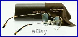 OLIVER PEOPLES OV5358 1407 POLLACK Eyeglass Frame Vintage Dtb/antique Gold 48mm