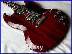 Orville SG-65/Heritage Cherry'97 Vintage Electric Guitar Made in Japan Gibson