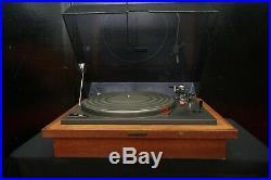 Pioneer PL-31D Vintage Manual Belt Drive Turntable Record Vinyl Player 100V