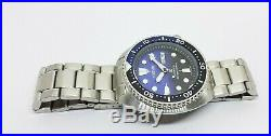 Pre-Owned SEIKO Prospex AUTOMATIC 200M Stainless Steel Men's Wrist Watch