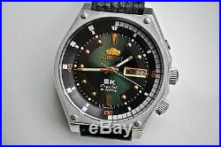 RARE Vintage Orient SK Sea King KD King Diver Automatic Japan watches mens watch