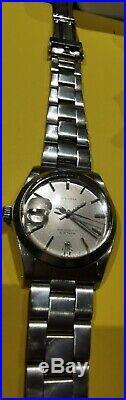 ROLEX 6694 Oyster Date Stainless Men's watch wristwatch