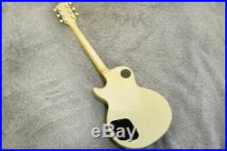 Rare 1989 made Fernandes BURNY LP Custom RLC-70 Vintage white Made in Japan