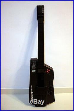 Rare Vintage CASIO DG-1 Digital Guitar NOS withBox NEW Japan HTF