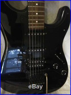 Rare Vintage Fernandes the Function Electric Guitar Stratocaster strat Japan