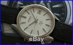 Rare Vintage King Seiko Hi-beat 5625-7120 Automatic 25 Jewels Japan Watch