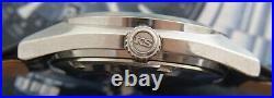 Rare Vintage King Seiko Hi-beat Dat/date 5626-7113 Automatic 25 Jewels Watch