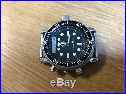 Rare Vintage Seiko H558-5000 H558 Arnie Diver Watch SAD018 Vintage