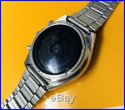 Rare Vintage Seiko Time Sonar Chronograph 7015-6010 From 1970s#Kanji