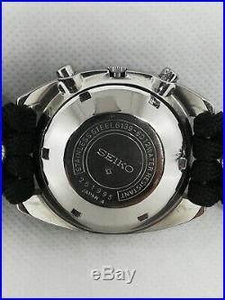 Reloj Seiko Vintage Cronógrafo 6139- 6012 Automático Calendario