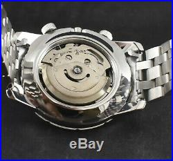 Ricoh World Timer GMT 61215A Automatic 21 Jewels 1970-1979 Men's Wrist Watch
