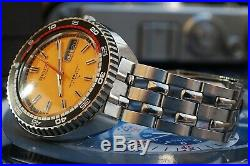 SEIKO 7006-8030 RALLY AUTOMATIC GENTS VINTAGE WATCH IN BOX c1970's-STUNNING
